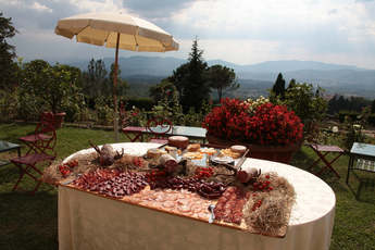 Country Villa Tuscany