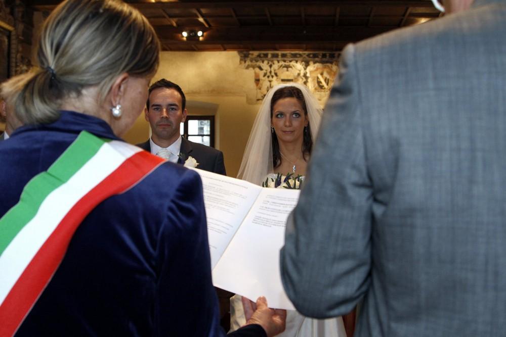 A Wedding On Lake Garda