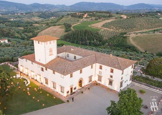 Villa a Mezzomonte