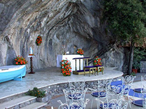 A Catholic Church Amalfi