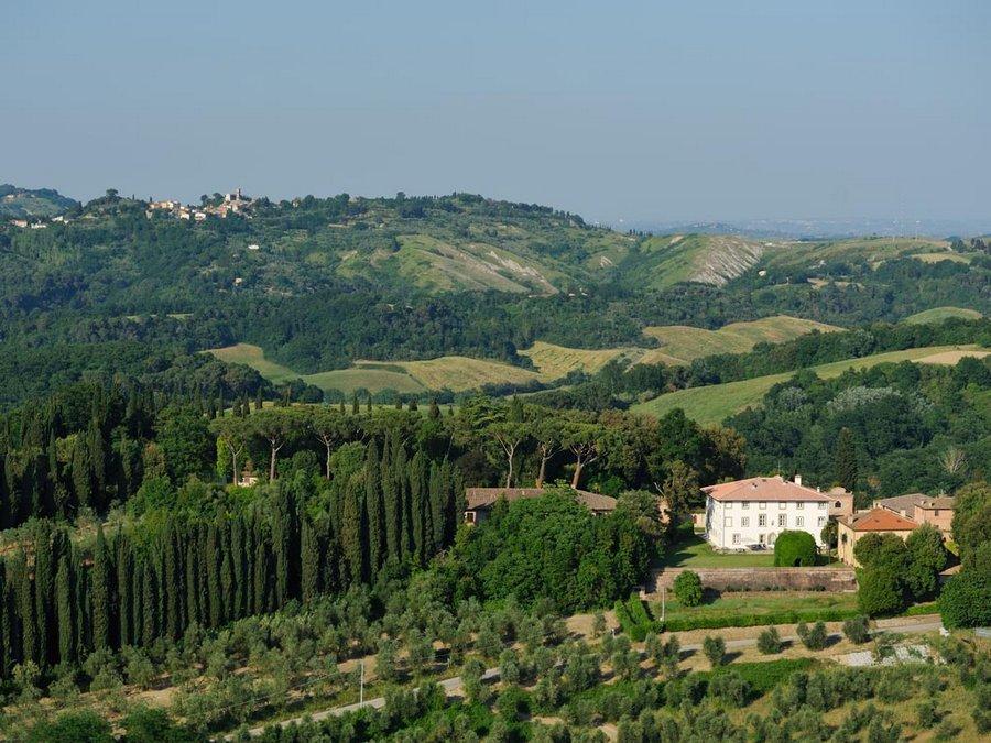 18th Century Tuscan Hamlet