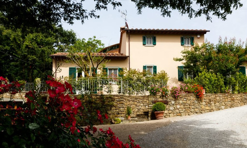 A Tuscan Cottage