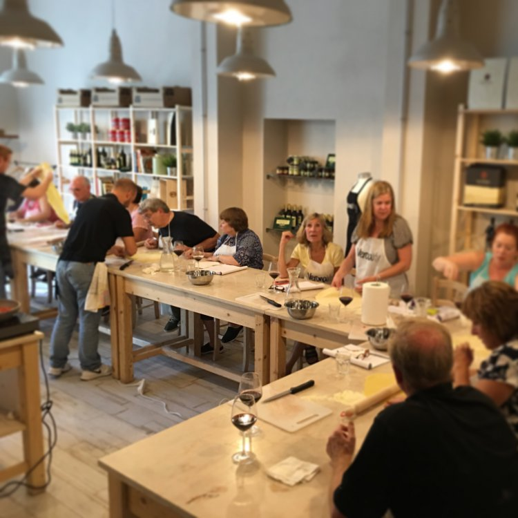 Italian Cooking Class In Verona