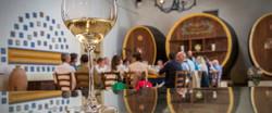 Wine Tasting at DonnaFugata Sicily