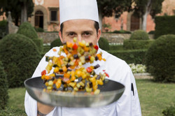 Tuscan Chef With A Difference