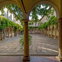 Cloister Milan