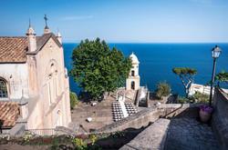 Church Outside Amalfi