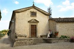 Chapel in Chianti