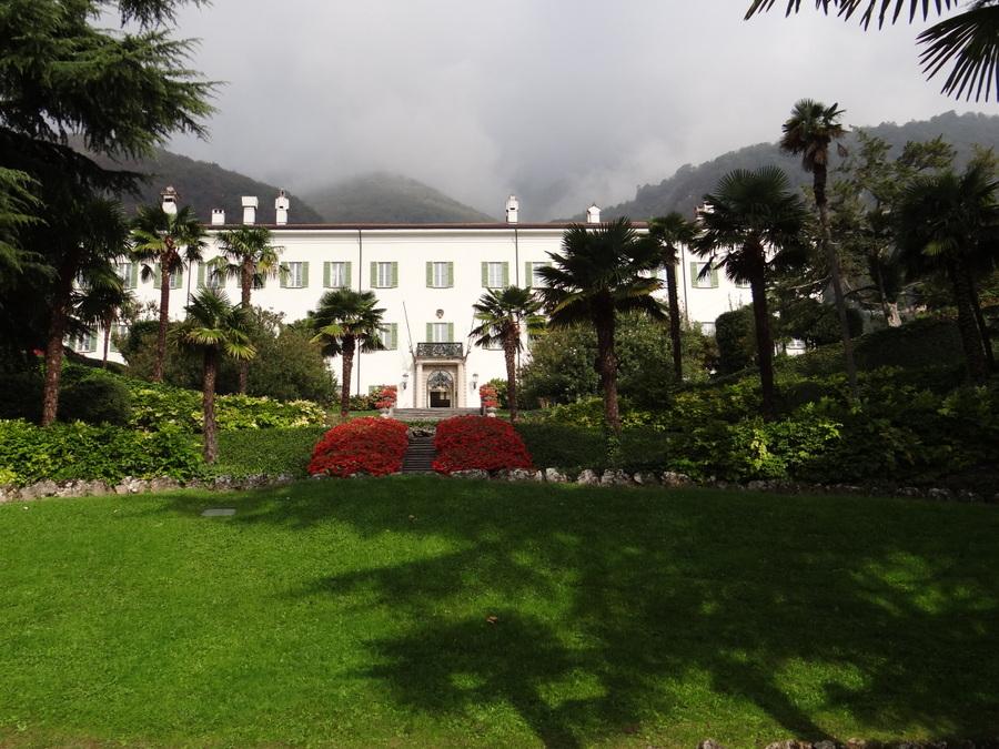 Grandeur On Lake Como
