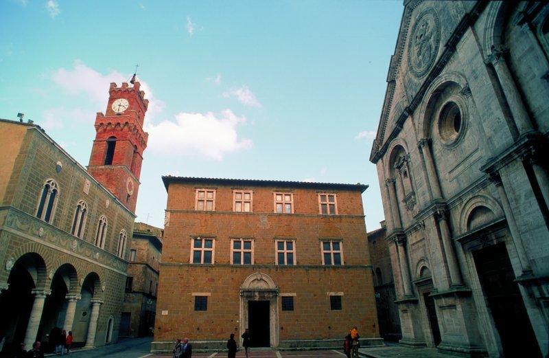 Town Hall Pienza