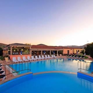 A villa in Sardinia