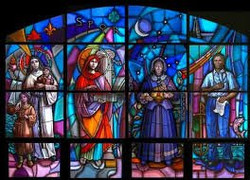 Traditional Stained Glass Education