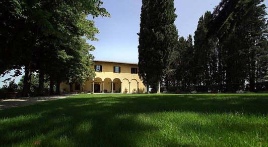 A Florentine Villa