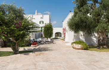 The Masseria - Accommodation