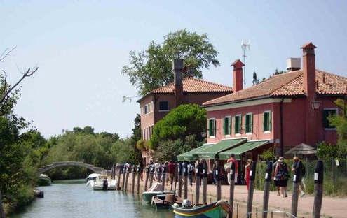 Venice Island Wedding