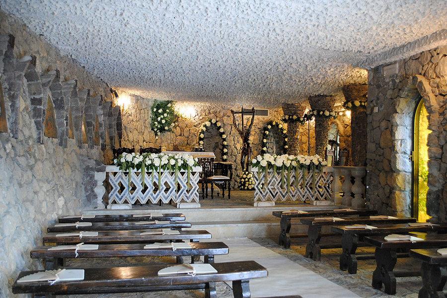 Chapel in a Luxury Hotel