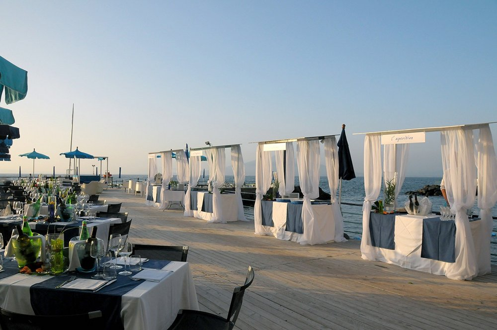 Beach Club Sorrento
