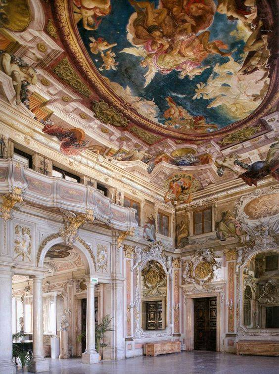 In Love With Baroque
