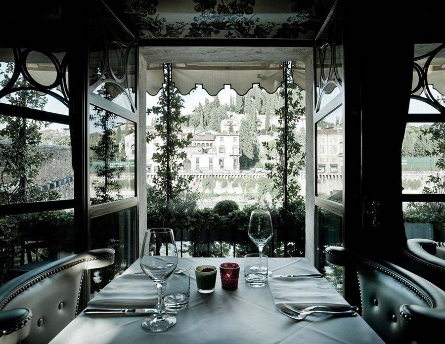 A Restaurant in Verona
