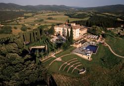 Castle in Siena