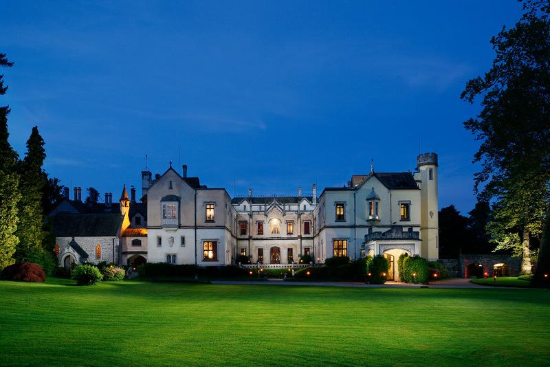 A Castle Resort