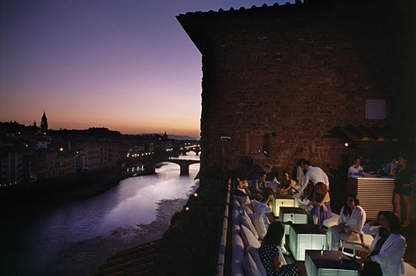 Rooftop in Florence