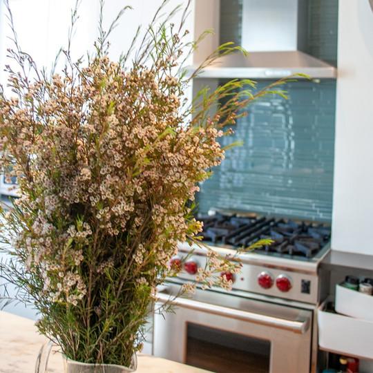 Daltile design studip - kitchen glass backsplash, dfw