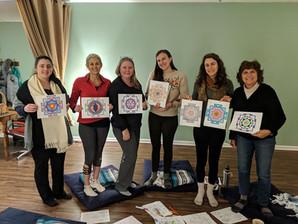 Meditation & Mandalas Workshop