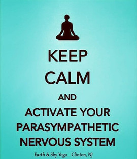#yoga #meditation #keepcalm #parasympath