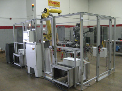 Fanuc Integrated Automation