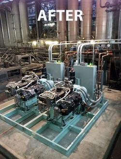 Plant Utility System Upgrades