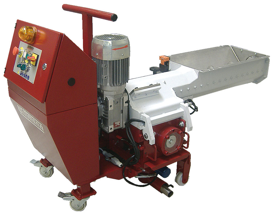 Auger Granulators
