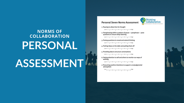 AS Norms Personal Assess