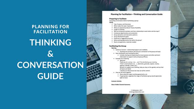 AS Plan & Facilitate Guide