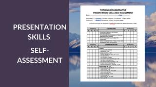 Presentation Skills Assess