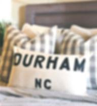 Durham Pillow