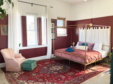 'The Vintage Penthouse in the Heart of Durham'