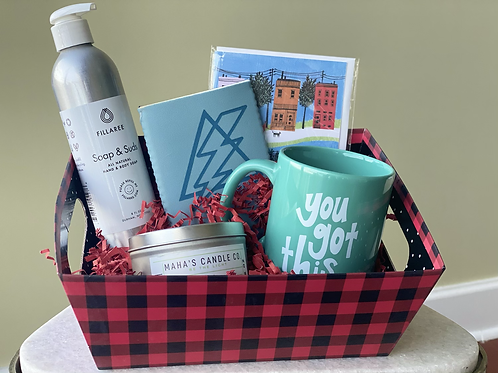 Holiday Mystery Gift Basket