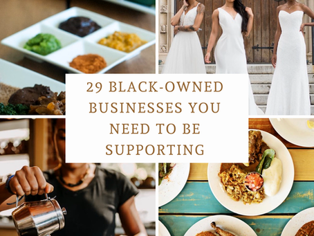 29 Durham Black Owned Businesses You Need To Be Supporting