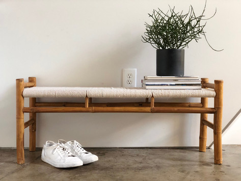How to Create a DIY Rope Bench