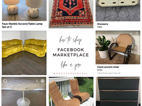 How to Shop Facebook Marketplace Like A Pro