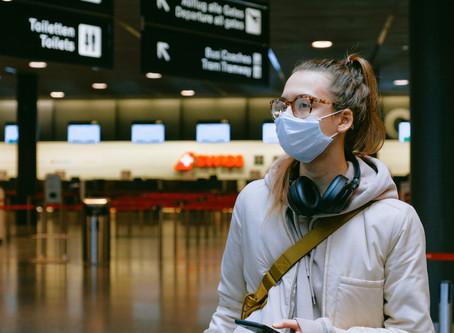 Conoce las medidas sanitarias en los aeropuertos de Europa  por el Covid-19