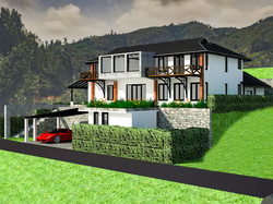 Mrs. Sushila residence. Coonoor