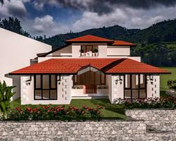 Mrs. Nisha residence, Thanthanadu