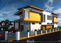 Saravanampatti Residence