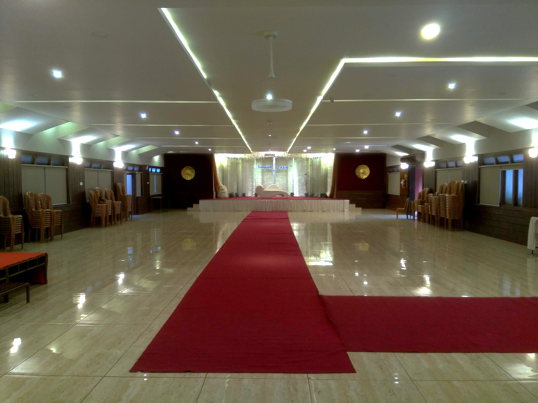 Hotel Vivek, Reception Hall, Coonoor