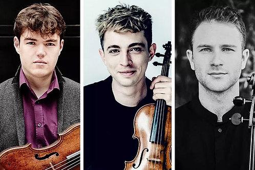 12 December 2021 - Teyber String Trio