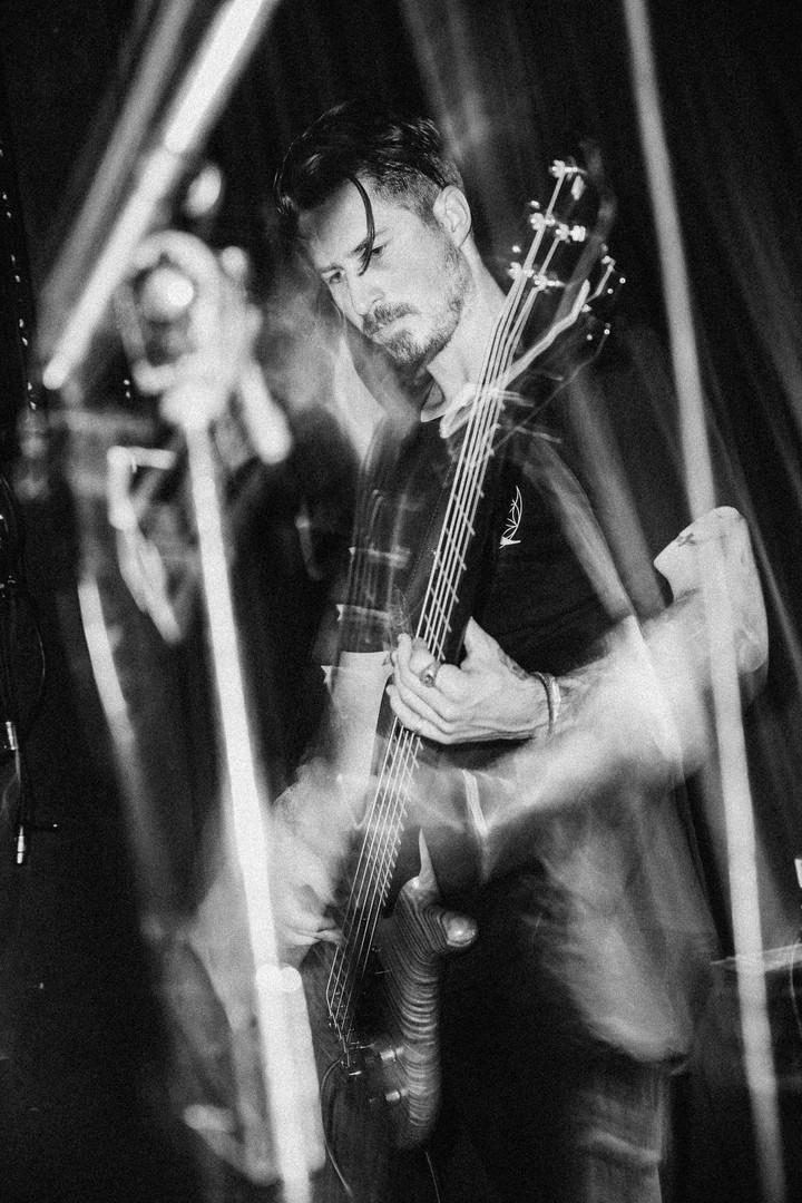 Jack Kirkpatrick - Bass