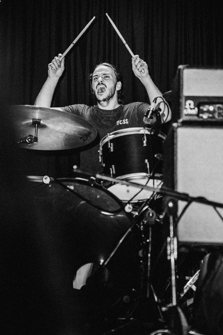 Alexander Sullivan - Drums