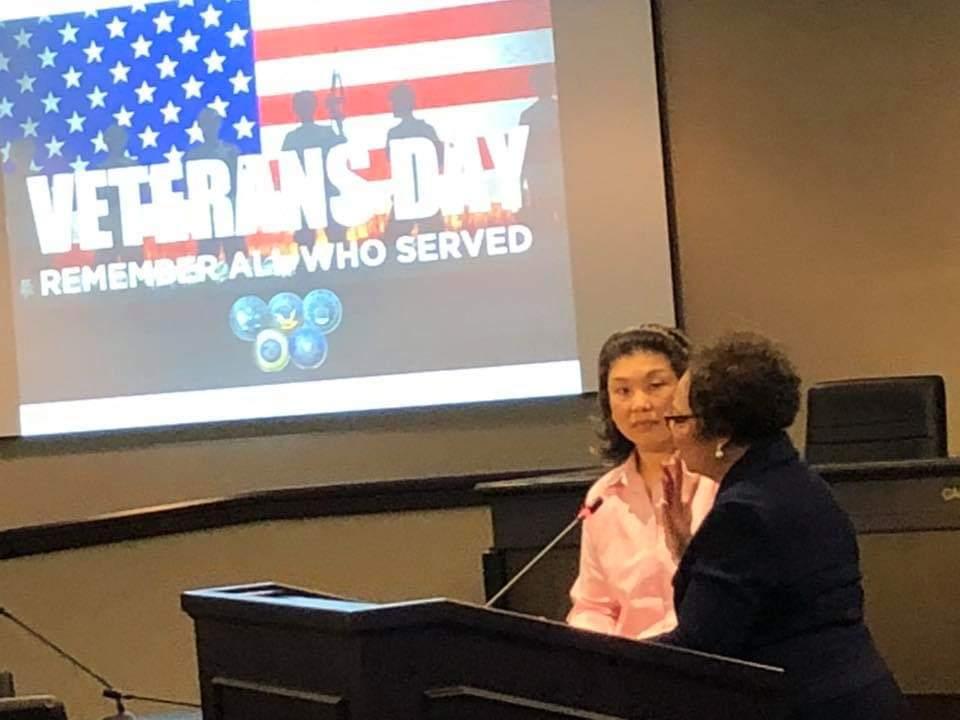 DeSoto Veteran's Day